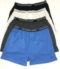 Polo Ralph Lauren Men's Cotton knight Boxer Shorts_Single