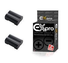 Ex-Pro 2x Digital Camera Battery PS-BLM1 PSBLM1 Olympus for E-330 E-500 E-510 E1