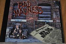 BAD MADNESS New Year Revolution CD ROCKABYE hair metal NEW DYNASTY rare