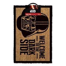 Star Wars Front Door Step Corded Doormat Mat The Dark Side Darth Vader