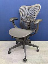 Herman Miller Mirra Chair 2 in Graphite - Mesh Seat / Lumbar support /Arm rests