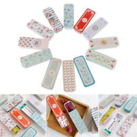 Home /& Living Mini Rectangular Storage Box Bins Pill Cases Jewelry Container