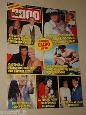 NOVELLA=1988/45=BRIGITTE NIELSEN=ANNA OXA=LUISA BIXIO=JOVANOTTI=MICHELA MITI=