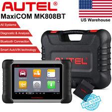 Autel MaxiCom MK808BT Auto Diagnostic Tool Code Reader Scanner DPF MX808 DS808