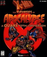 X-MEN RAVAGES OF THE APOCALYPSE QUAKE +1Clk Windows 10 8 7 Vista XP Install