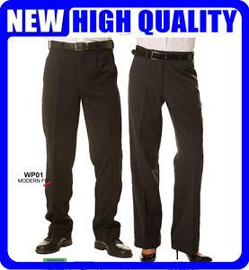 Mens Permanent Press Business Pants / Trousers - wp01