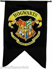 Harry Potter HOGWARTS CREST WALL BANNER Decoration Decor OFFICIALLY LICENSED NEW