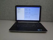 Dell Latitude E5520 Core i3 2.1GHz 4GB/160GB DVDRW WiFi Linux Laptop + AC