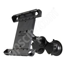 RAM Mount Double Suction Cup Mount for iPad 1-4 Without Case RAM-B-189-TAB3U