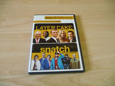 Doppel DVD Layer Cake & Snatch - Best of Hollywood - 2008