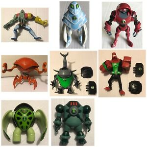 Ben 10 Action Figures Ultimate Alien Force Omniverse To Choose From Free Postage