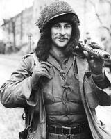 WW2  Photo WWII US Army 1919 Machine Gunner Germany 1945  World War Two / 1626