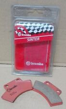 PASTIGLIE FRENO BRAKE PADS BREMBO SINTER POLARIS XPLORER 4x4 300 PART 07PO03SD