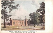 BR93508 southern schools and dormitories of rugby school london   uk