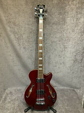 Bass Guitar D'Angelico Premier, Basso Semi Hollow Body, like Casady, Eb, Gibson