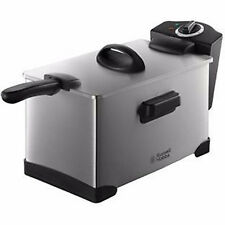 Fryer, Russell Hobbs 3L Professional Deep Fryer In Stainless Steel ONLY £27.99