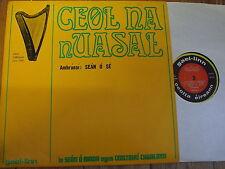 CEF 015 Sean O Riada - Ceol Na Nuasal - Gael-linn LP