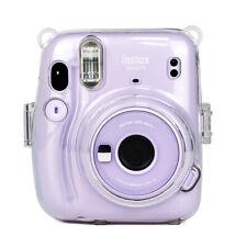 For Fujifilm Instax Mini 11 Instant Camera Protective Case Bag Cover w/Strap