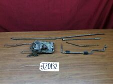 1977 1978 1979 LINCOLN MARK V DRIVER / LEFT DOOR LATCH AND ROD SET