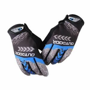 Bike Gloves MTB Cycling Glove High Temperature Mountain Warm Non-slip Sunscreen