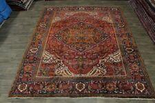Exquisite Handmade Thick Goravan Heriz Persian Area Rug Oriental Carpet 10X13