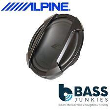 "Alpine SWE-1244E - 650 Watts 12"" Single 4 Ohm Voice Coil Subwoofer"