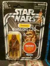 Star Wars Vintage Collection Retro CHEWBACCA **see detail**