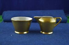 Gold Decorative Unmarked Porcelain & China Pieces