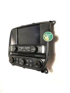 ✅ 14-18 Silverado Radio Display 23485741 Stereo Information Screen 2014-2018 OEM