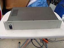 Sony Model DA-500 Video and Audio Distributor