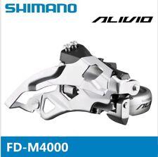 Shimano Alivio Front Derailleur Fd-M4000 9S 31.8/34.9mm Top Swing Bicycle Mtb