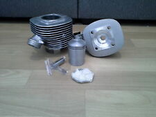 Simson Tuning Zylinder 63ccm 4 Kanal, Star, KR51/1, Neu!!!!