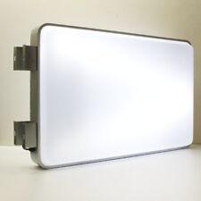 """LED 60x90CM 24""""x36"""" luce di proiezione Rettangolare All'aperto Scatola Segno Plain"""
