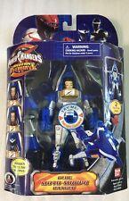 Power Rangers Blue Moto-Morph Operation Overdrive Action Figure NEW Box Wear