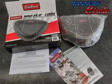 Edelbrock 1002 Pro-Flo Series Air Cleaner