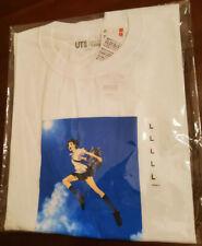 New listing The Girl Who Leapt Through Time Hosoda Mamoru UT Uniqlo T-shirt Size L White
