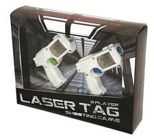 LASER TAG SHOOTING GAME 2 PLAYERS EXECUTIVE OFFICE HOME ADULT CHILDREN FUN GAME