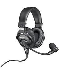 Audio-Technica BPHS1-XF4 Communications Headset. U.S. Authorized Dealer