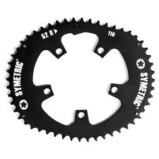 Osymetric Outer Big Chainring Shimano/SRAM Ramped and Pinned BCD130x5 52t