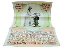 Vintage Sears Roebuck Ads/ Catalogue 1914 RARE! Nice!