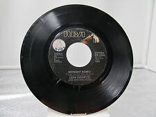 """45 RECORD 7""""- LEON EVERETTE - MIDNIGHT RODEA"""