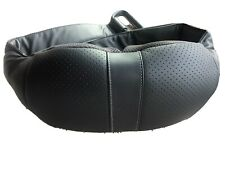 Brookstone Cordless Shiatsu Neck & Back Massager with Heat Relief For Muscles