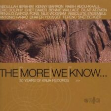The More We Know  30 Years Of Enja Records [CD]