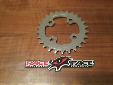 RaceFace Chainring 64 26t 9 SPD  Silver Designed/Made In Canada