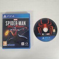 Marvel Spider-Man Miles Morales -- Playstation 4 PS4 -- UK Seller