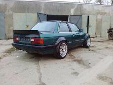 BMW 3 E30 FENDER FLARES DRIFT 4 PCS IN PRIMED