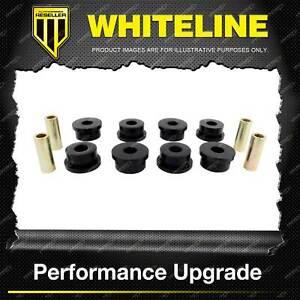 Whiteline Rear Trailing Arm Lower Bushing for Toyota Corolla AE90 92 93 94 95 96