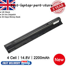 M5Y1K 4 Cells Battery For DELL 3451 3458 5551 5555 5558 14.8V 40WH