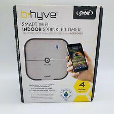 New listing Orbit B-hyve 57915 Smart 4-Station WiFi Sprinkler System Controller - New