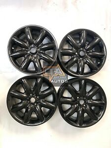 "Genuine 17"" Mini Cooper alloy wheels R85 S-lite - professionally refurbished"